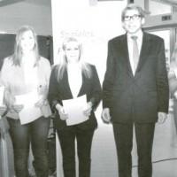 Claudia Jakobs-Zenner Ausbildungsbeste Saarland 2012