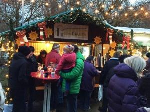 Ensdorfer Weihnachtsmarkt 2017