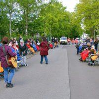 """Seniorenhaus St. Augustin"" wanderte in den Mai!"