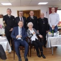 100-jähriger Geburtstag