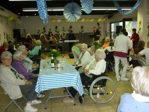 Einladung zum Senioren-Oktoberfest