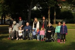 """""""Ge-Mit"""" – """"Generationen-Miteinander"""": Senioren treffen Kinder"""